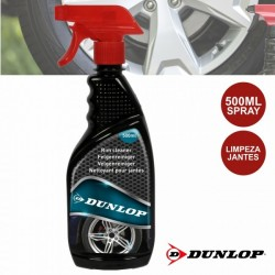 Spray limpeza jantes 500 ml Dunlop