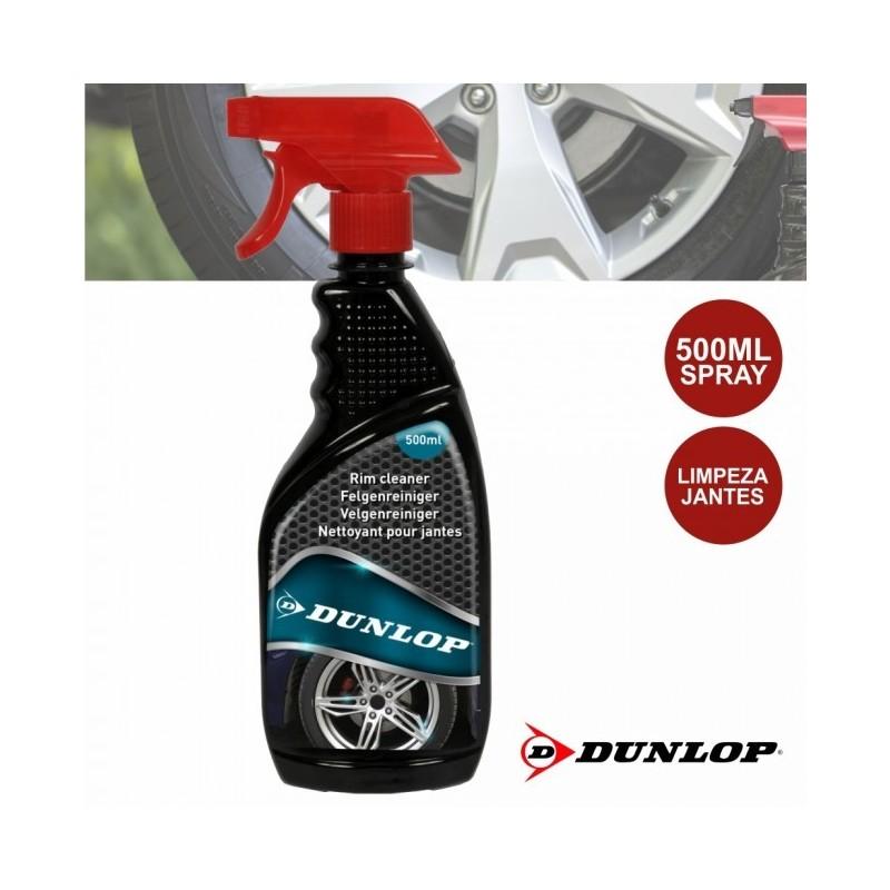Spray limpeza jantes 500 ml Dunlop