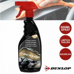 Spray limpeza tablier 500 ml Dunlop baunilha