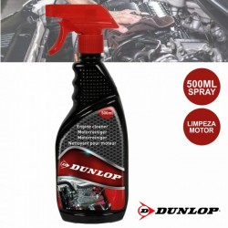 Spray limpeza motor 500 ml Dunlop