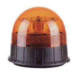 Pirilampo rotativo LED 12/24V tripla função