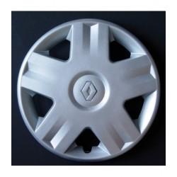 Jogo tampões roda Renault 417L 14''