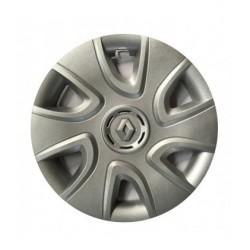 Jogo tampões roda Renault 809 15''