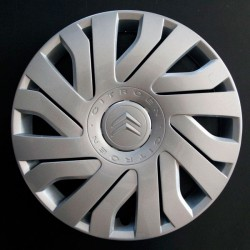 Jogo tampões roda Citroen C1 451 14''