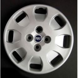 Jogo tampões roda Fiat Punto 390 13''