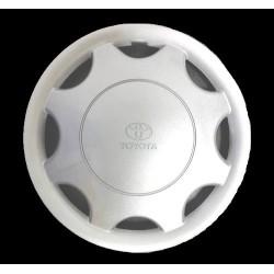 Jogo tampões roda Toyota 15''