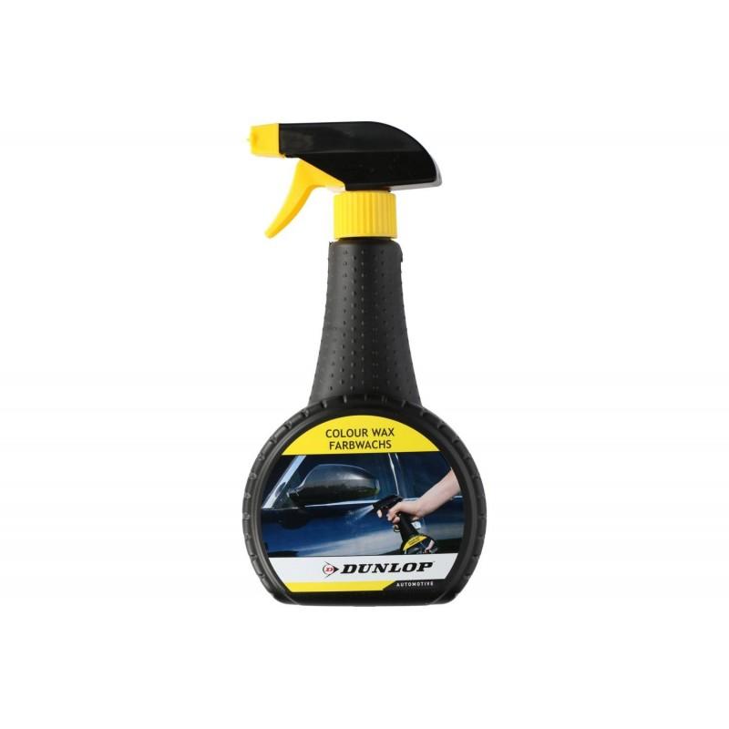 Spray cera líquida pintura 500 ml Dunlop