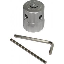 Bobine alumínio roçadora fio 4 pontas