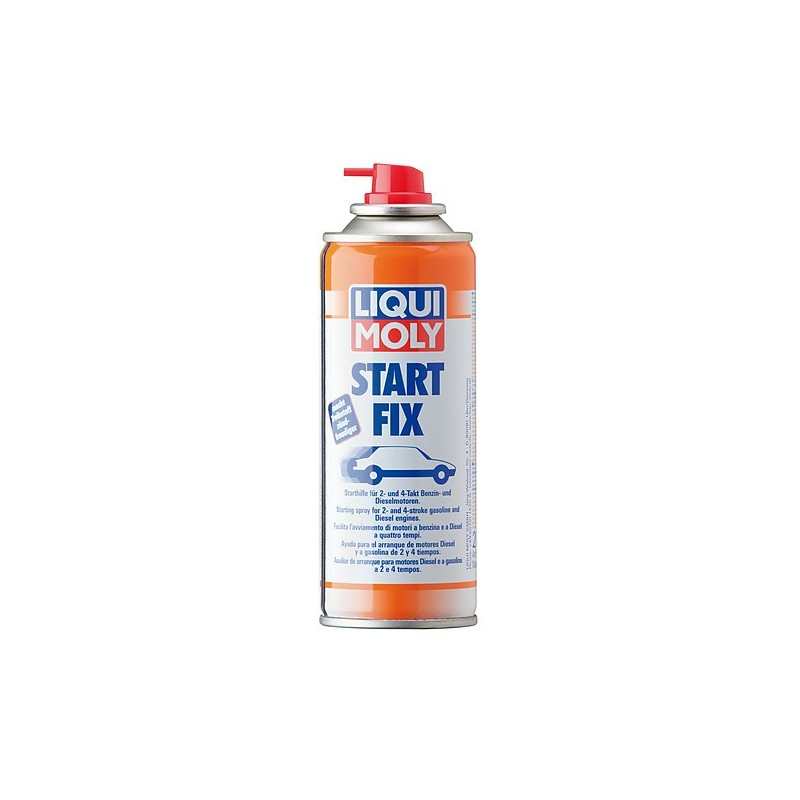 Spray Liqui Moly auto arranque 200 ml