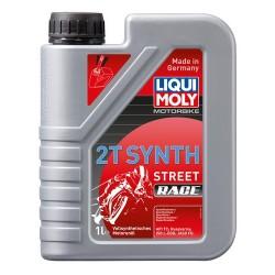 Óleo Liqui Moly 2T Racing sintético 1L