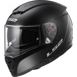 Capacete moto LS2 Breaker FF390 preto XL