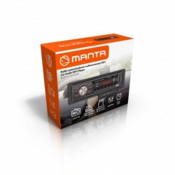 Auto-rádio Manta MP3 WMA USB/SD