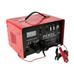 Carregador bateria Perel 12/24V c/boost 20Ah