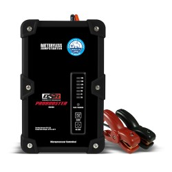 Booster sem bateria c/condensadores 12V 900AH