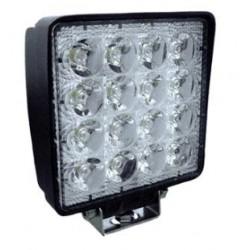 Farol trabalho LED 48W IP68 115mm