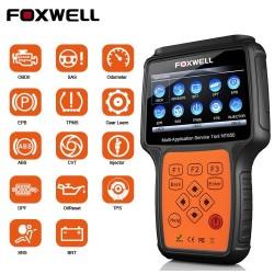 Máquina de diagnóstico Foxwell NT650 multimarcas