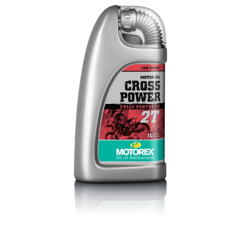 Óleo Motorex Cross Power 2T 1L