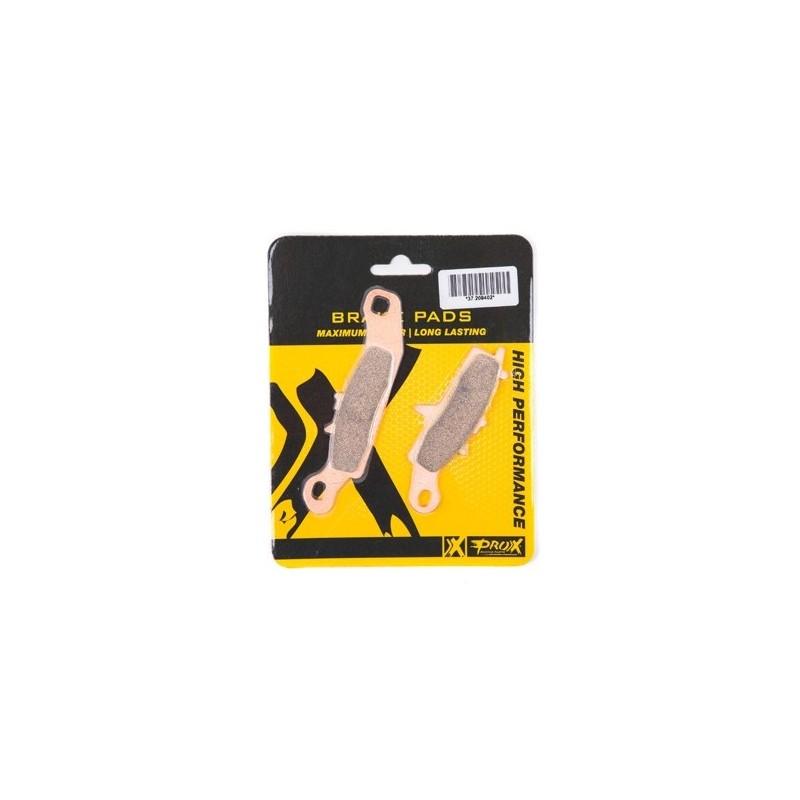 Jogo pastilhas travão moto KFX 450 R