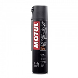 Spray lubrificante corrente Motul C3 OFF Road 400ml