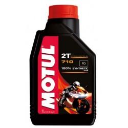 Óleo Motul 710 sintético moto 2T 1L