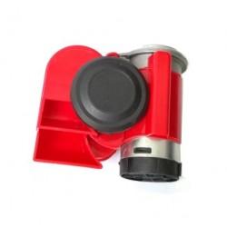 Buzina elétrica tipo caracol com compressor 12V