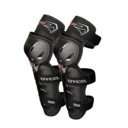 Proteção joelhos+canelas motocross