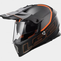Capacete motocross LS2 PIONEER MX436 Element