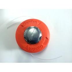 Bobine fio nylon roçadora M10X1.25 completa