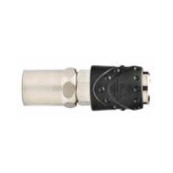 Acessório ar comprimido engate rápido fêmea - tubo 6mm revestido