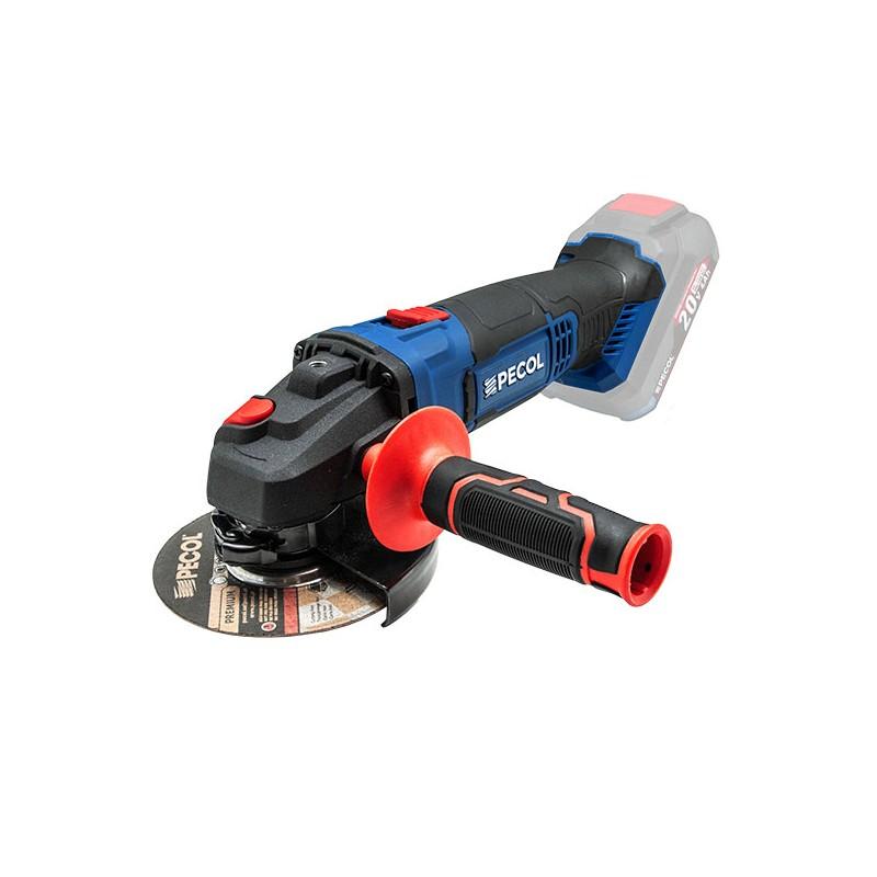 Rebarbadora 125mm V20 RBPRO s/bateria PECOL