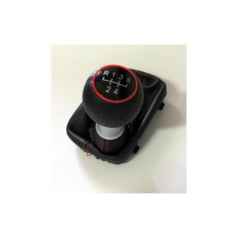 Fole alavanca velocidades VAG 99-04 5 velocidades c/punho