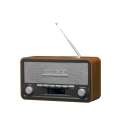 RADIO AM/FM/BLUETOOTH/MP3/AUX VINTAGE