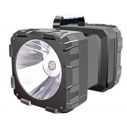 Lanterna led ZHP90 recarregável alta potência