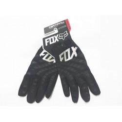 Luvas motocross FOX Dirtpaw preto - branco