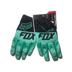 Luvas motocross Fox Dirtpaw preto-verde