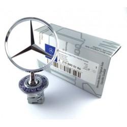 Estrela capôt Mercedes C/E W202/W203/W210/W211