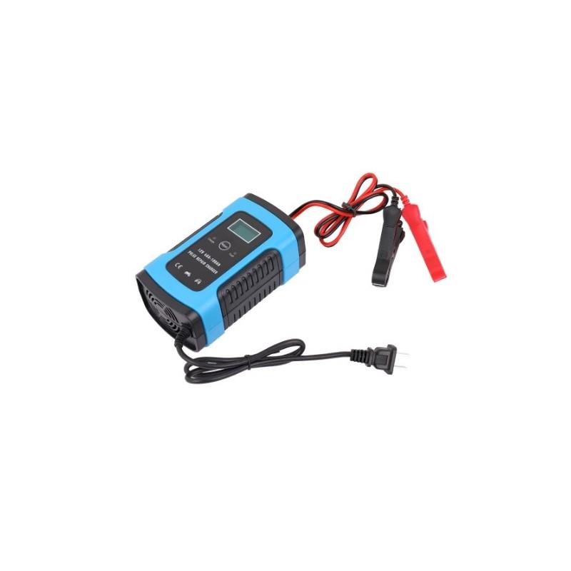 Carregador Bateria 12V 6AH automático+manual
