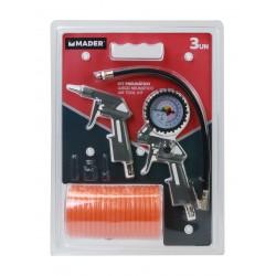 Kit pneumático compressor ar