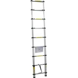 Escada alumínio multiusos 8 degraus 2.60 m