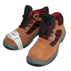 Sapato segurança Mader pele