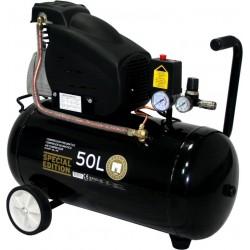 Compressor ar 50L 220V 2HP monofásico