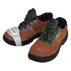 Sapato segurança Mader pele castanha