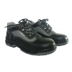 Sapato segurança Mader preto+cinza