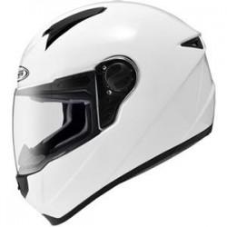 Capacete moto Integr Zeus HZ811 Branco
