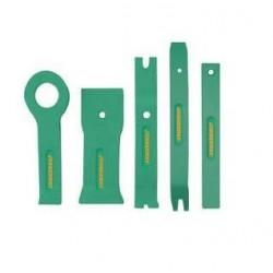 J/acessórios remoção frisos e molas plasticas