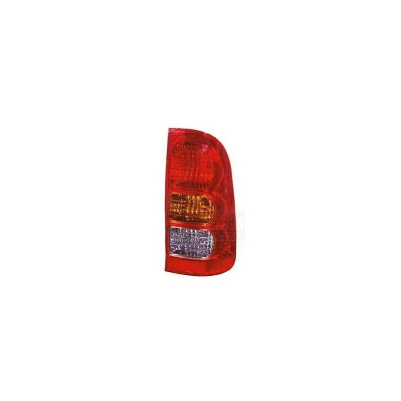 Farolim Toyota Hilux 06- caixa metálica trás direito
