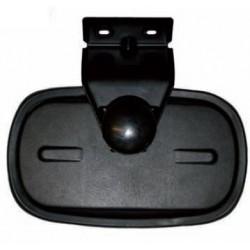 Espelho retrovisor universal auxiliar pesados