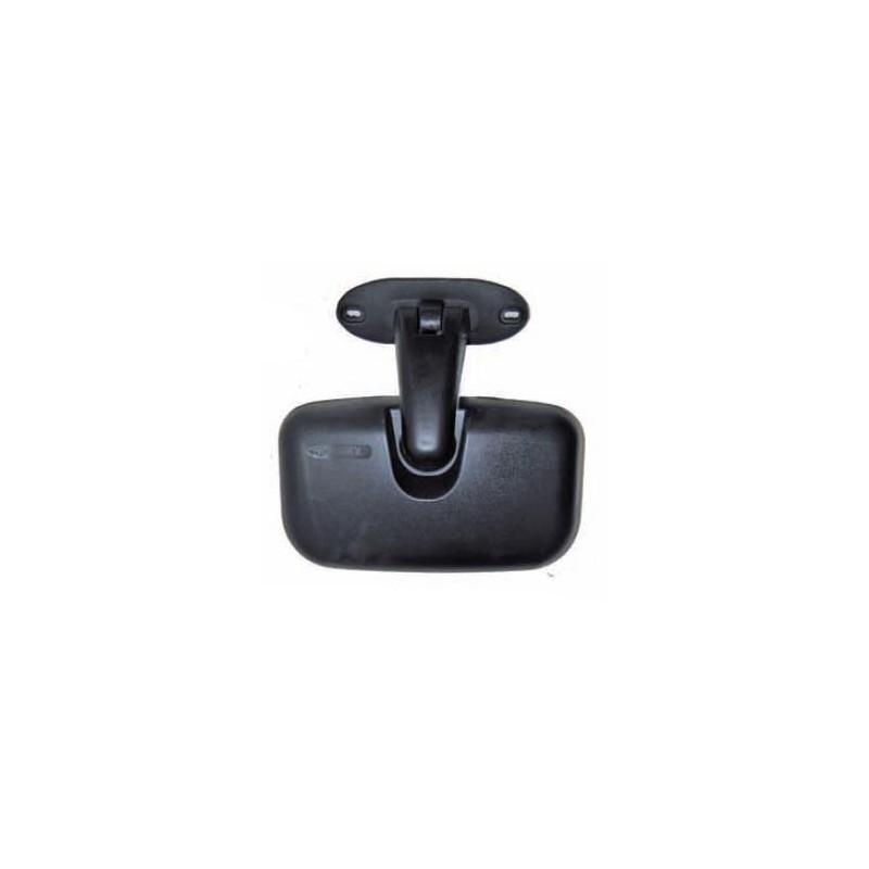 Espelho retrovisor universal auxiliar pesados 290X270 mm