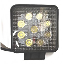 Farol trabalho LED 12-24V IP68 100mm