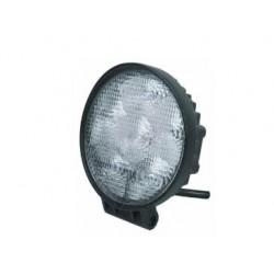 Farol trabalho LED 12-24V IP68 115mm
